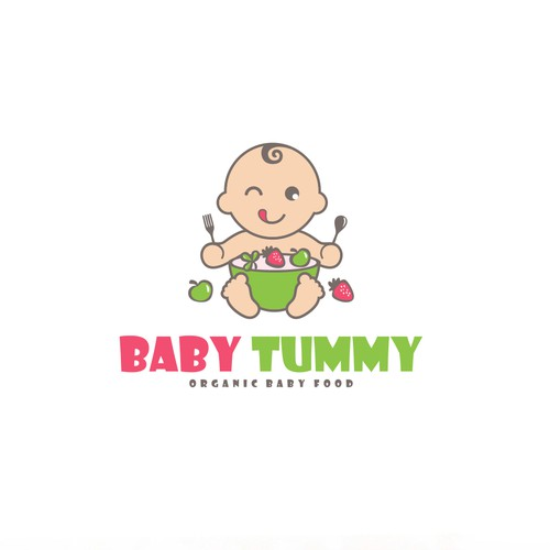 Logo contest for Baby Tummy