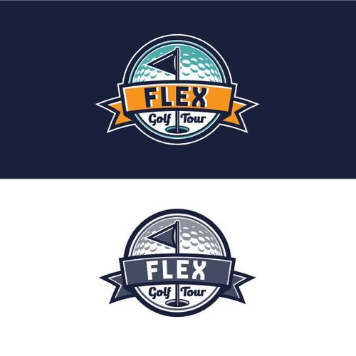 golf tour logo