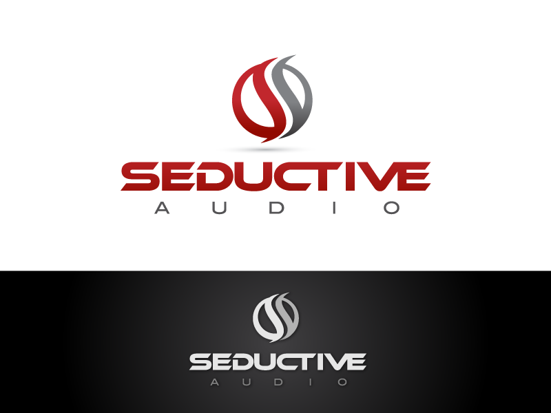 Seductive audio needs a new logo