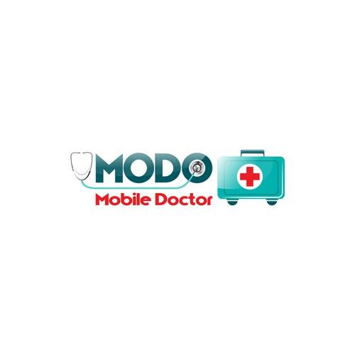 Logo For Mobile Doctor