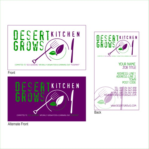 Logo for Eco Restaurant