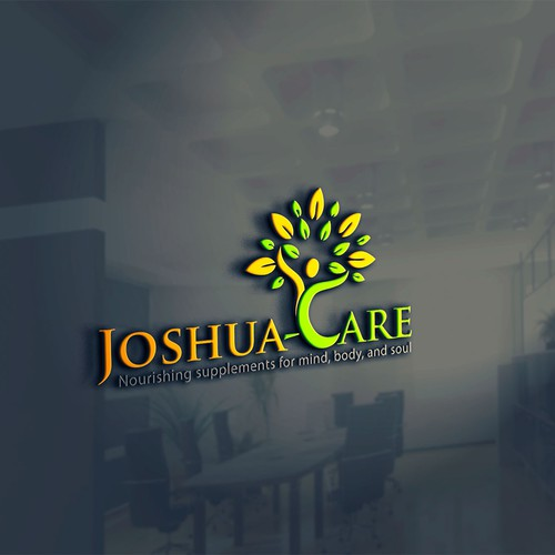 Heal people wholeheartedly with your logo design.