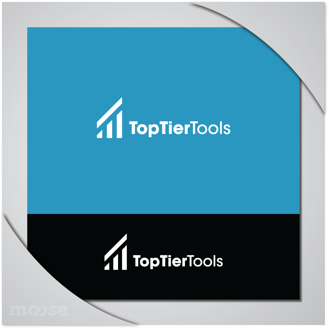Create the next logo for Top Tier Tools
