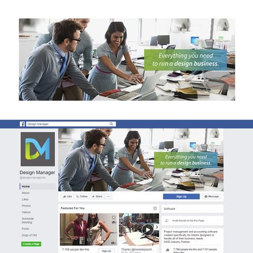 Facebook cover concept