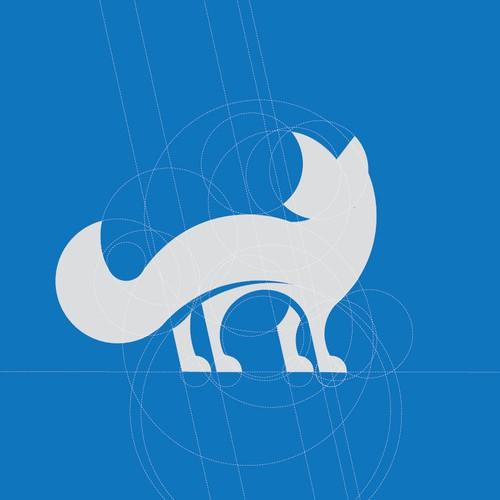 Fox silhouette ideas logo for Galt Fox