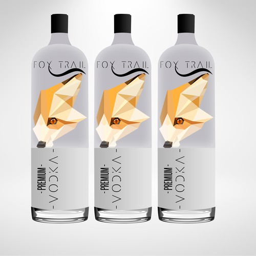 FOX TRAIL VODKA