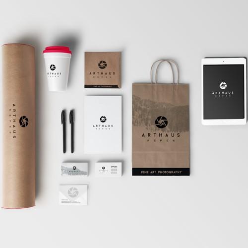 Brand Identity for Arthaus Aspen