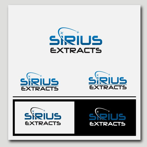 Create A Serious Design for Sirius Extracts