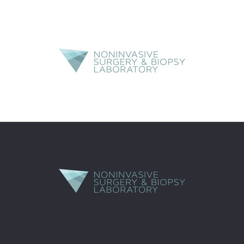 Noninvasive Surgery & Biopsy. Capture this Vision and our Lab Values in a Logo!