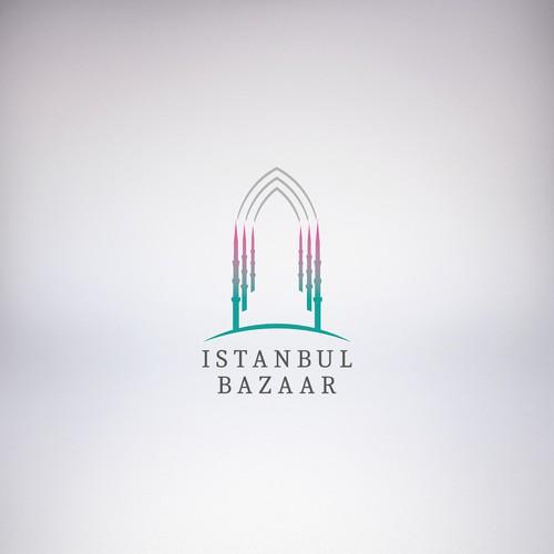 Logo design for Turkish Shop