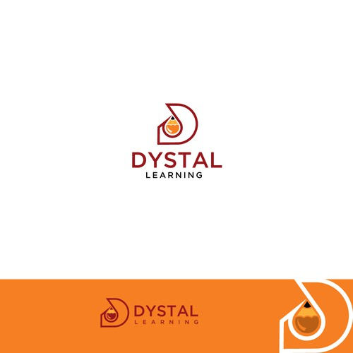 Creative Logo Design for Distance Learning Start Up