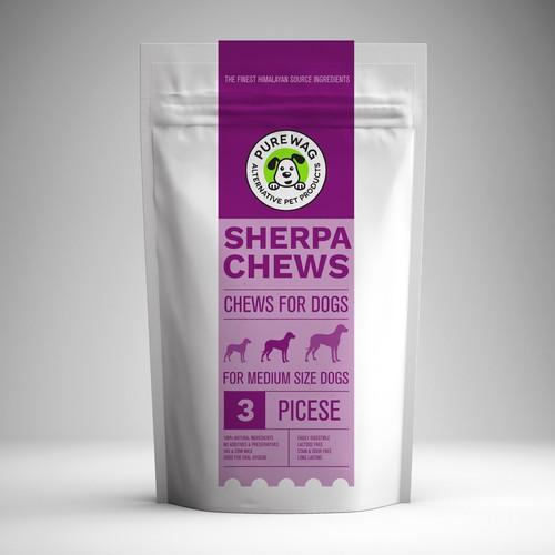 Sherpa Chews