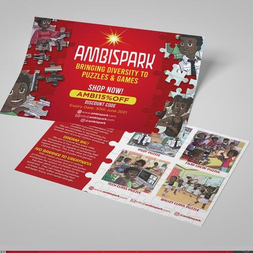 Flyer Design for Ambispark