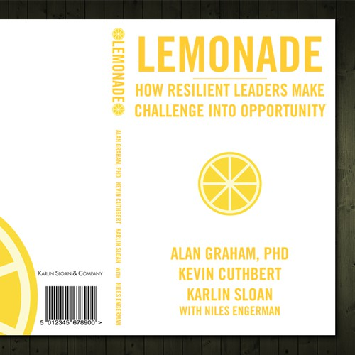 Lemonade - Self-help book cover