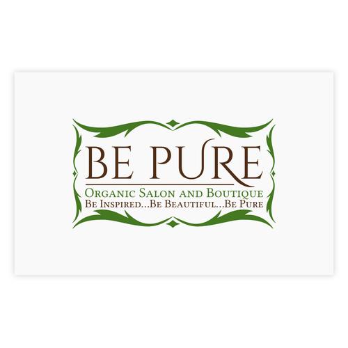 Logo redesign for Organic Salon