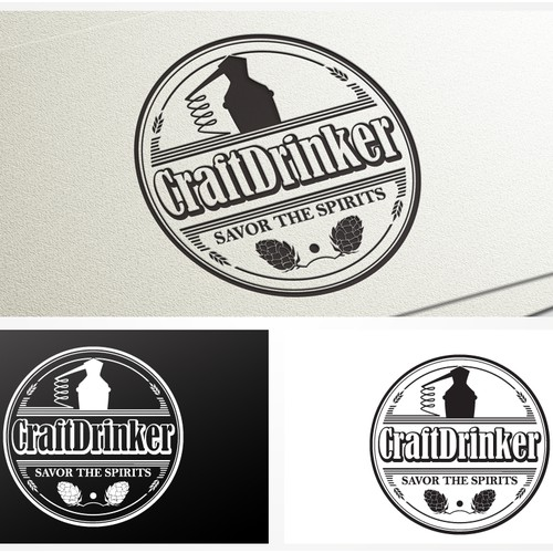 Help The CraftDrinker with a new logo