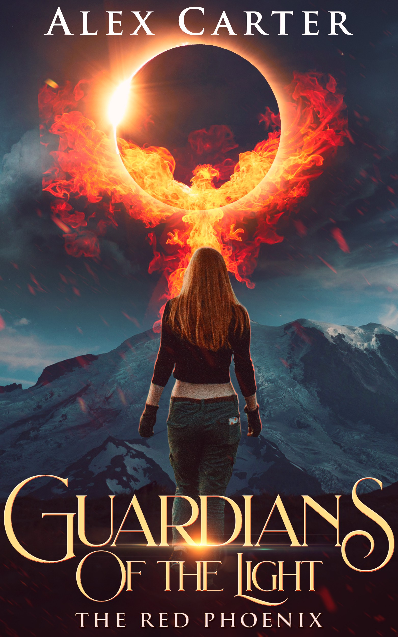 Book cover design for exciting new Fantasy Series