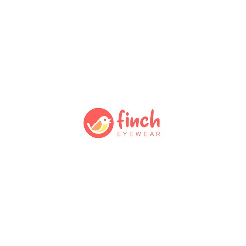 Logo Design for Finch Eyewear