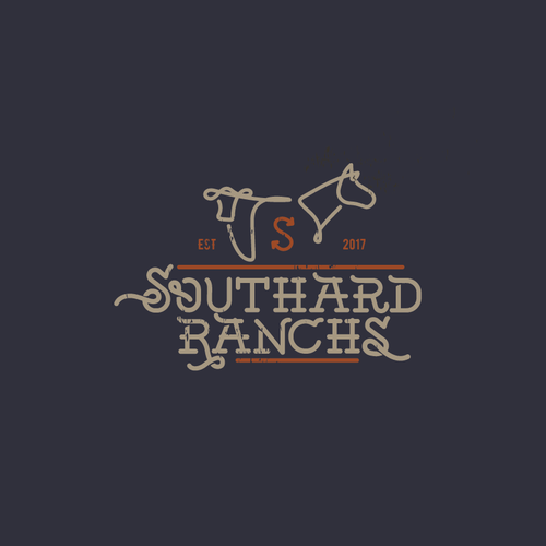 Logo for Cattle Ranch