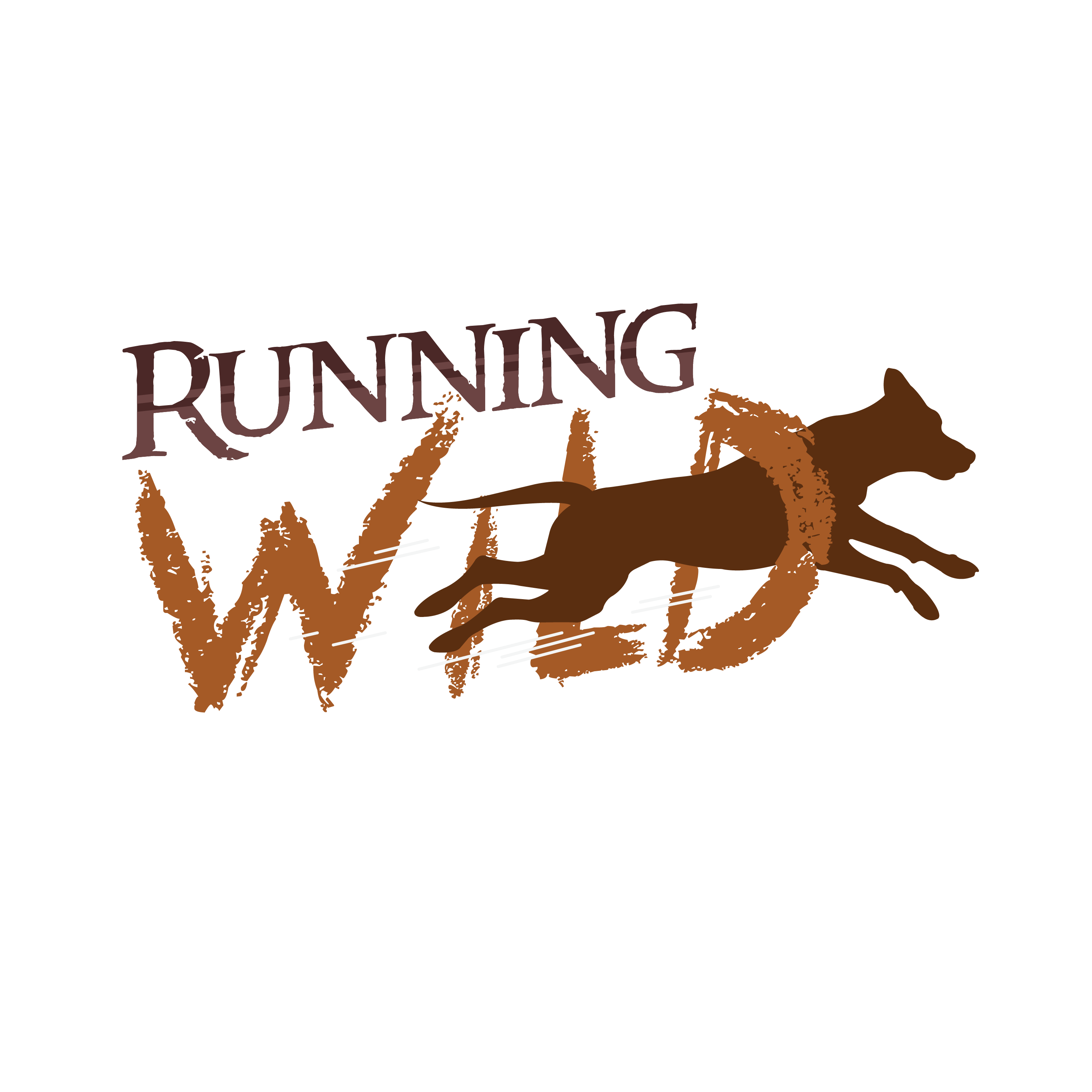 Taming the WILD needs a Running WILD t-shirt for our Dog Agility club