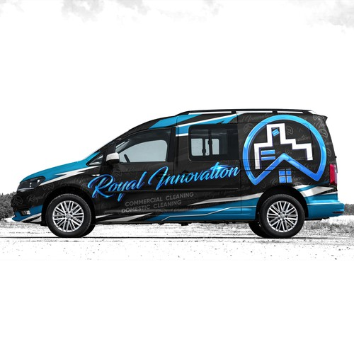 Van Wrap with wow factor