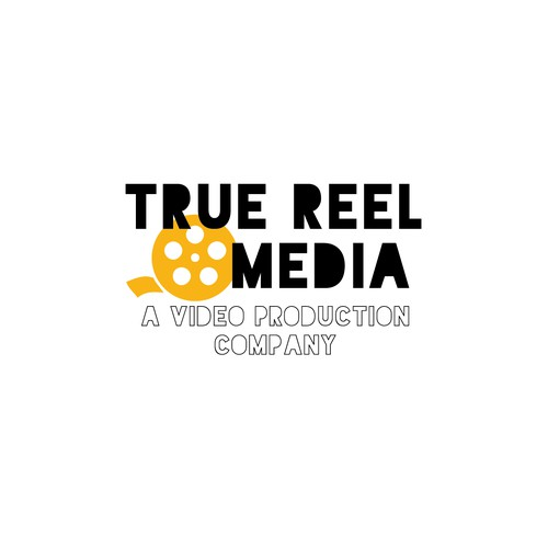 Logo for a video production company.