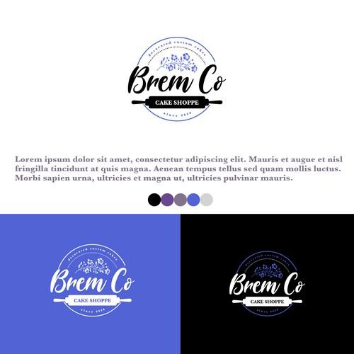 Winning logo for Bakery
