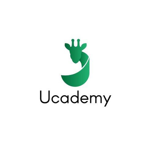 Logo for education start up