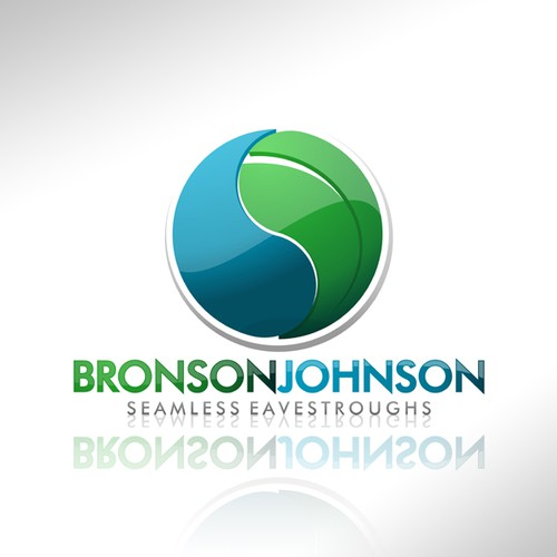 New logo wanted for Bronson Johnson Seamless Eavestroughs