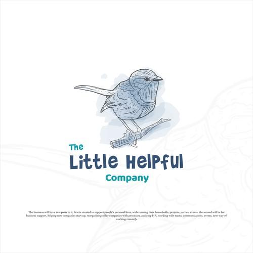 Bird Concept Logo