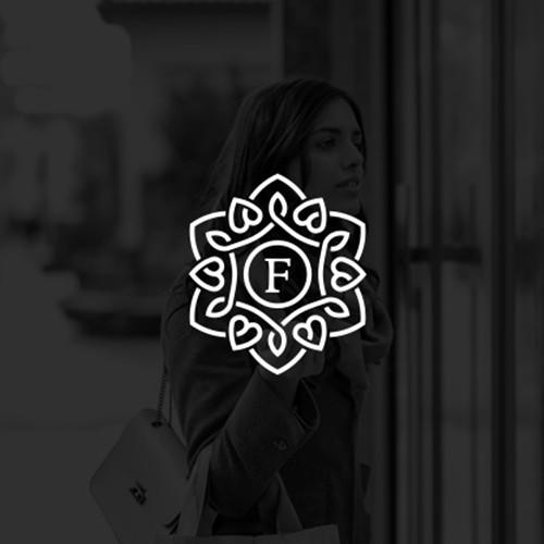 Logo design for Ferny boutique