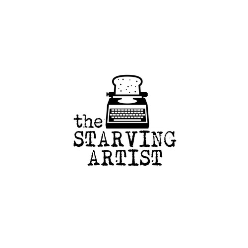 The Starving Artist lLogo Design