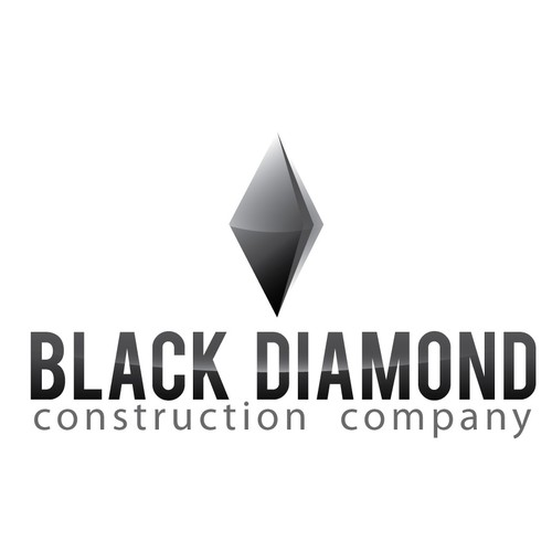 logo for Black Diamond Construction Company