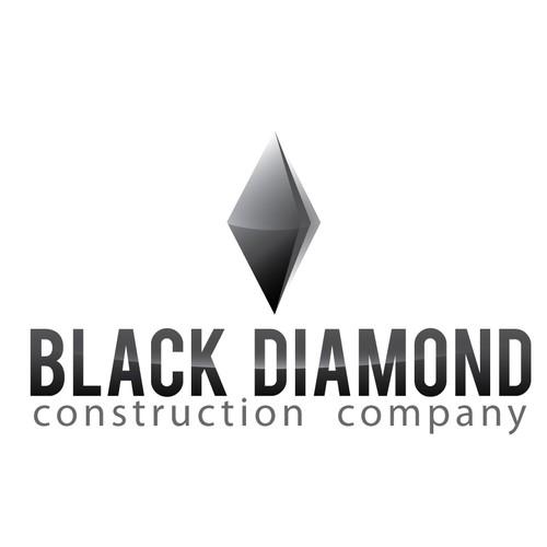 logo for Black Diamond Construction Company
