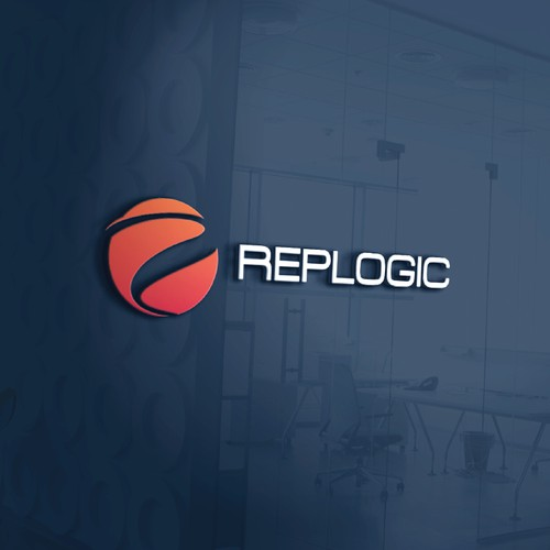A stellar logo for Replogic