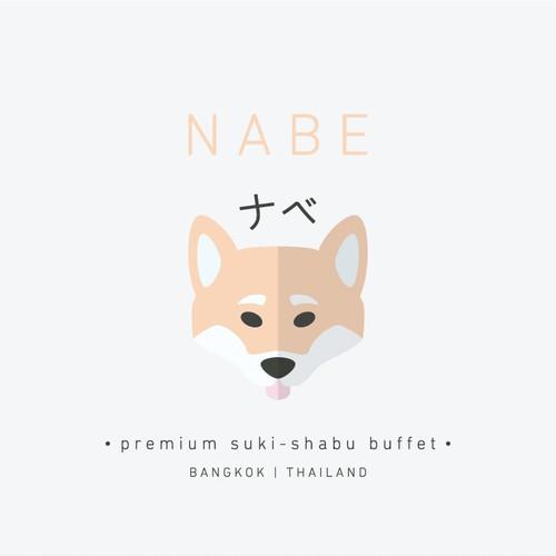 Logo for Japanese buffet restaurant