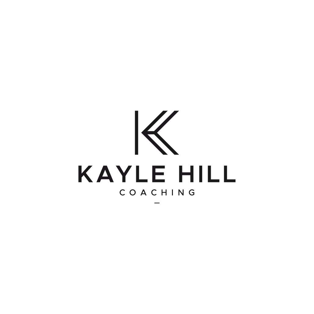 Design a powerful yet simple logo for a life coach working with small businesses