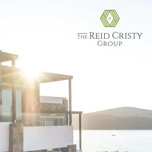 Real Estate Logo Reid