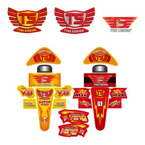 Toy Company Logo Design
