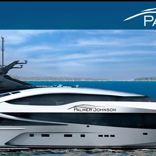 Re-Branding of Leading Super Yacht Designer and Shipyard