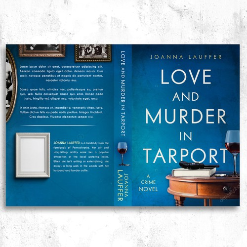 Love and Murder in Tarport - Crime Novel