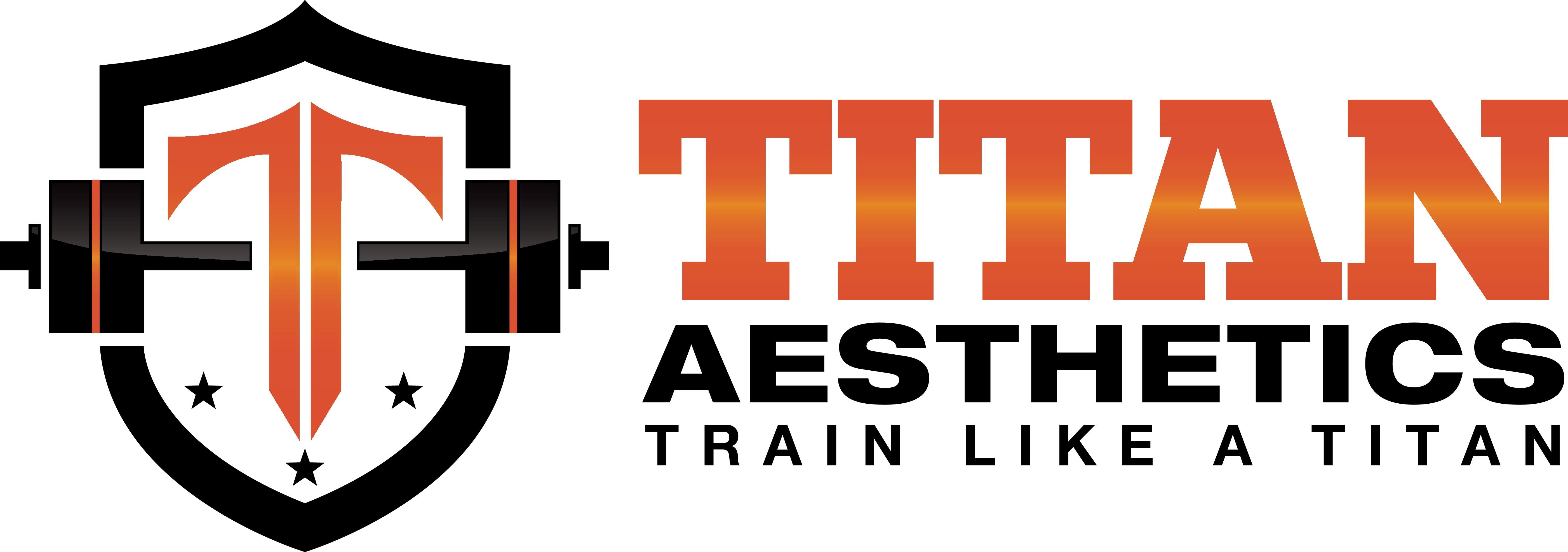 Create a unique logo for Titan Aesthetics