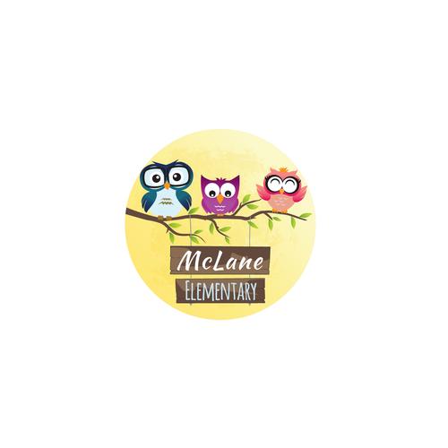 Logo for McLane Elementary