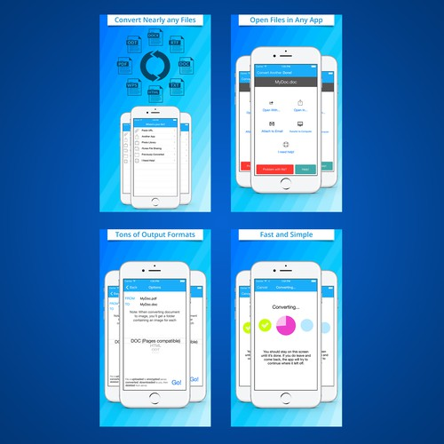 App Background