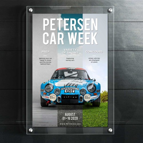 Petersen Car Week