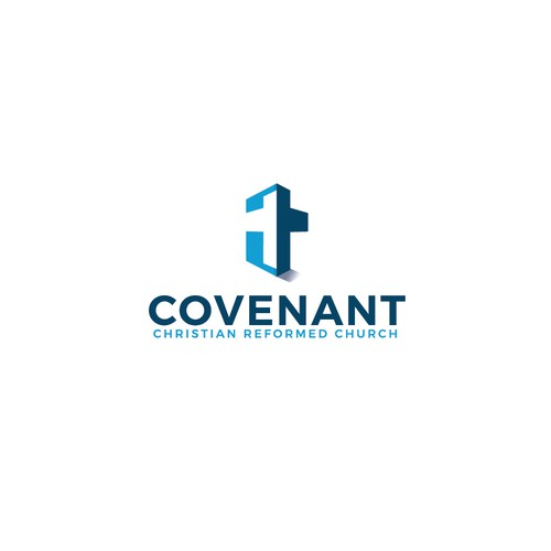 Bold logo concept for COVENANT