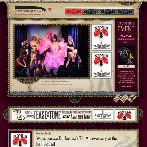 BurlesqueBeat.com