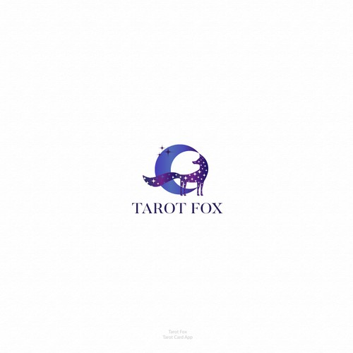 Tarot Fox Needs a Logo for an APP