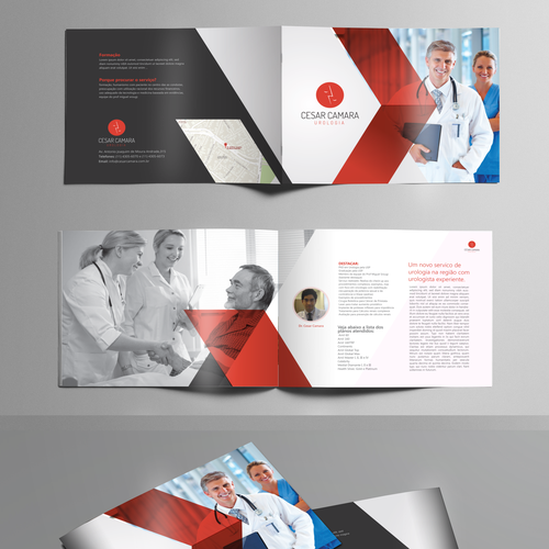 landscape brochure for CESAR CAMARA
