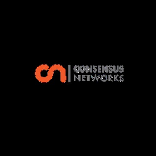 Logo concept for Consenus networks